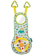 Taf Toys 11135 Auto Aktivitätsspielzeug für die Fahrt unterwegs