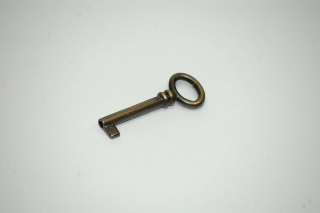 Llave el llave de mueble el llave de armario el metal brüniert 67 mm