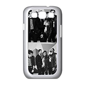 Bastille Samsung Galaxy S3 9300 Cell Phone Case White U2S1IZ