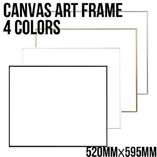 【専用額】 CHANEL/シャネル ブランド パロディ ポップ アート キャンバス ポスター canvas-frame (GOLD[ゴールド]) B00UKUYYZ2GOLD[ゴールド]