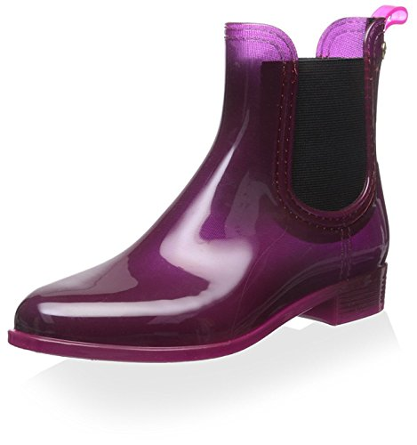 Gioseppo Kvinners Kort Rain Boot Burdeos