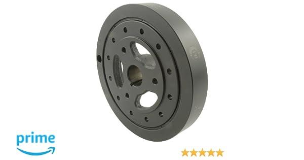 Powerbond Balancers PB1012-N 6.25 Steel Harmonic Balancer for Small Block Chevy