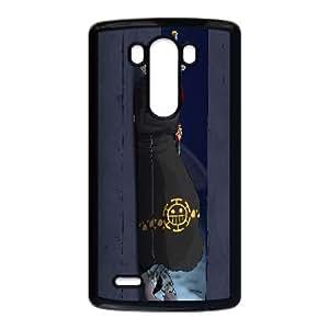 Trafalgar Law One Piece Anime LG G3 Cell Phone Case Black JT3858150691