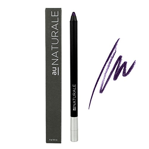 Au Naturale Organic Eye Liner Pencil in Amethyst | Made in the USA | Organic | Vegan | Cruelty-free
