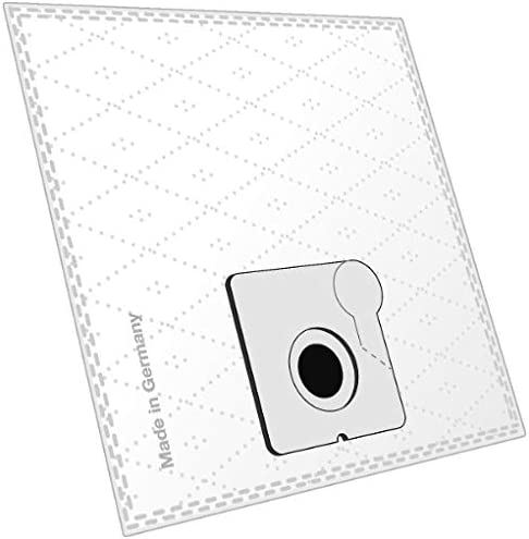 eVendix – 10 bolsas de aspiradora Plus X 98 Euro en apto para Clatronic BS 1287, CTC
