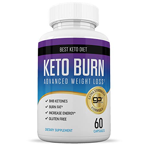 Best Keto Diet - Keto Pills for Weight Loss - Boost Energy and Metabolism - Ketosis Supplement for Women and Men - 60 Capsules