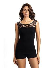 MD Shapewear Tank Top Womens Camisole Shapewear Cami Shaper for Tummy and Waist