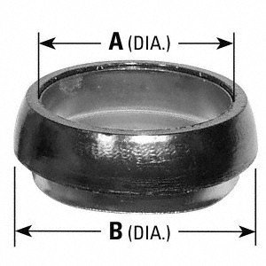 AP Exhaust Products 9091 Exhaust Pipe Connector Gasket