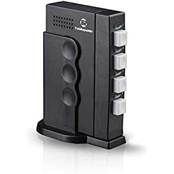 Tek Republic TUS-400 USB Sharing Switch between Four Computers