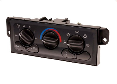 (ACDelco 15-72610 GM Original Equipment Heating and Air Conditioning Control Panel)