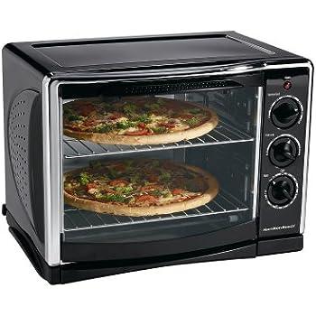 Amazon Com Hamilton Beach 31197 Countertop Oven With
