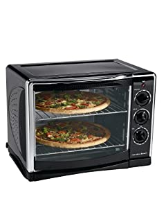 Amazon.com: Hamilton Beach 31197 Countertop Oven with Convection and ...