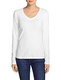 Women's Favorite Long-Sleeve V-Neck T-Shirt