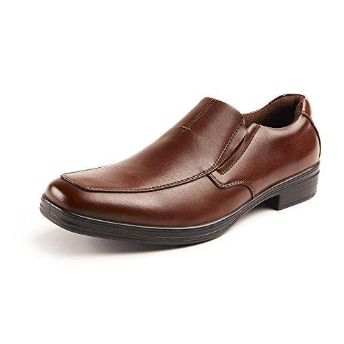 Deer Stags Men's Fit Slip-On Loafer Redwood 10.5 EEE US W (3E)