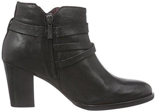 Marc O'Polo Stiefelette - botas de cuero mujer negro - Schwarz (990 black)