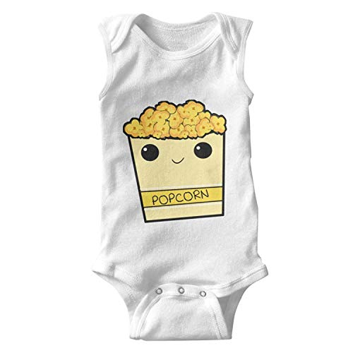 Price comparison product image fygu zeret Baby boy' Cute Popcorn Sleeveless Designer Bodysuits