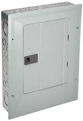 100 Amp Circuit Breaker Box - 4