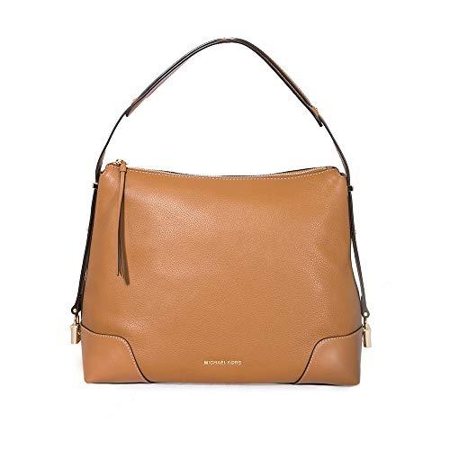 Michael Kors Womens Crosby Shoulder Bag Brown (Acorn) ()