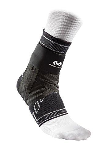 McDavid Elite Engineered Elastic Ankle Brace Support w/ F...