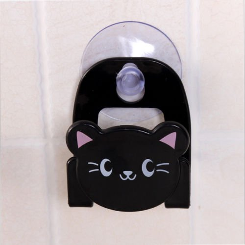 Grocery House Kitchen Suction Black cat product image