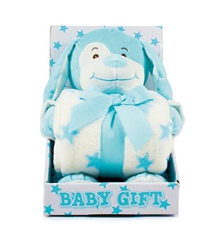 Set regalo nacimiento Danielstore. Compuesto por: Muñeco + manta ...