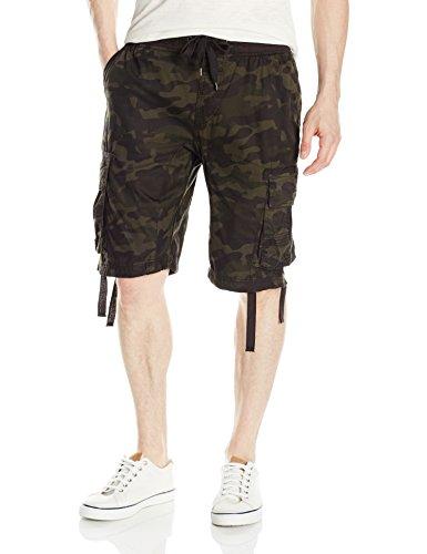 Southpole Jogger Shorts Pockets Colors