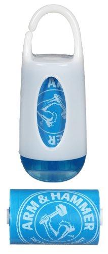 A & H by Munchkin Diaper Fresh Dispenser & Bags