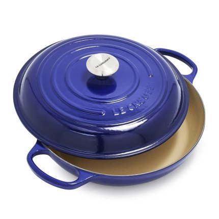 Le Creuset Signature Braiser LS2532-3067, 3.5 qt, Honey for sale  Delivered anywhere in USA