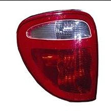 Depo 334-1902L-US Chrysler//Dodge//Plymouth Driver Side Replacement Taillight Unit