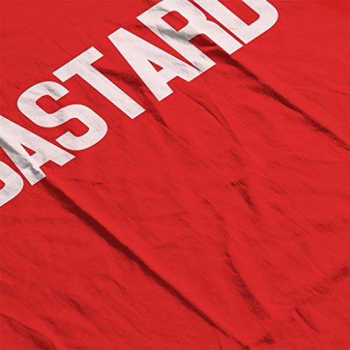 Coto7 Coto7 Slogan Red Women's Bastard Sweatshirt rZga5rq