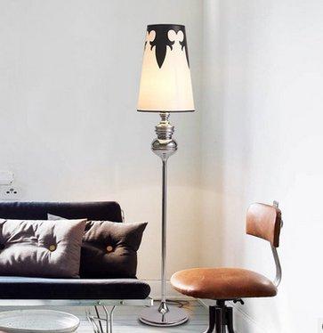 CU@EY Mit modernen Stoffen Stehleuchte lesen , Zeichnen , Stock , Home , , führende Office, H173cm, B