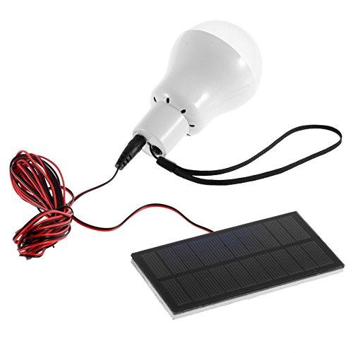 FreeLight Solar Powered Hanging Camping Light / Flash Lig...