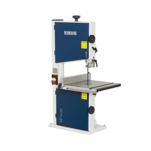 Rikon 10-305 Bandsaw With Fence, (Jet Band Saw Fence)
