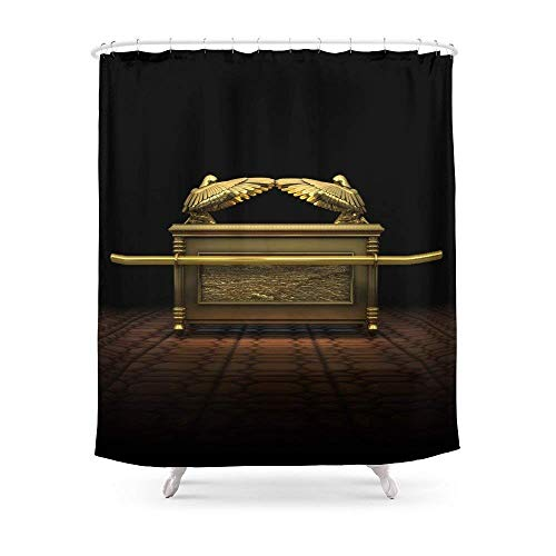 (Fungaby Ark of The Covenant Shower Curtain 60