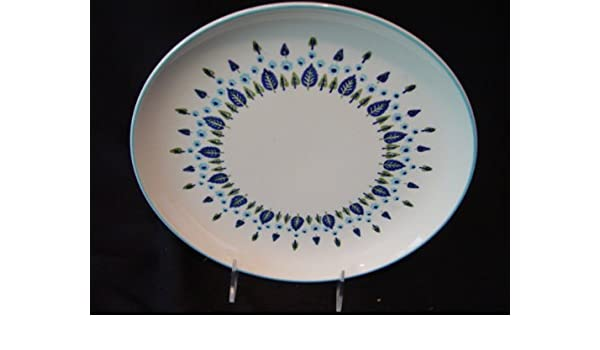 new arrive pick up reputable site Amazon.com | Stetson China Swiss Chalet Dinner Plate Retro ...