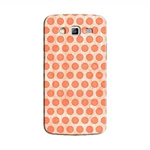Cover It Up - Pink Polka Galaxy J5 Hard Case