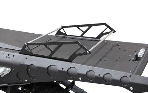 Skinz Protective Gear Airframe Tunnel Rack - Flat Black UTR200-FBK ()