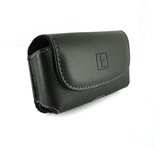 - Leather Case Pouch Cover Loops for Motorola DROID 2 / Bravo / Nokia E71x / E73 / Palm Pixi Plus / Eos / Pantech Link P7040 / Razzle / Laser / Crux / LG C305 Wink / Vortex and more (Fits Bare Phones)