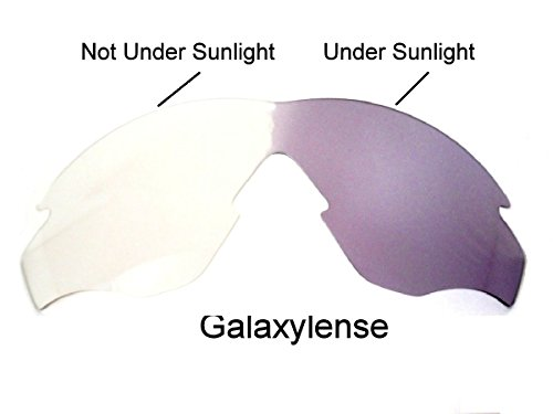 Galaxy Replacement Lenses For Oakley M2 Frame Photochromic Transition
