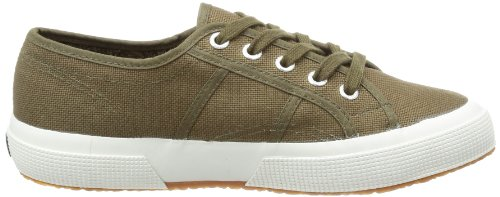 Superga 2750 Cotu Classic, Zapatillas Unisex Verde (Military Green 595)