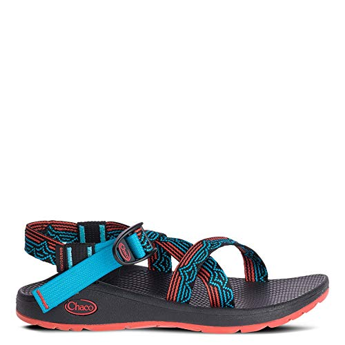Chaco Women's Z/Cloud Blip Teal 11 B US (Buckle Wrap Around)