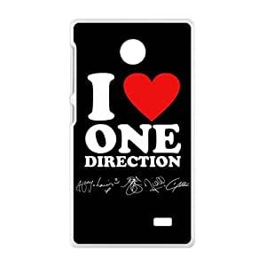 I love one direction Cell Phone Case for Nokia Lumia X