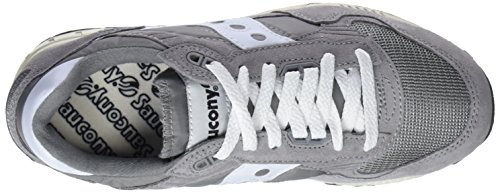 Saucony Herren Shadow 5000 Vintage Sneaker, Grau Grau (grigio 1)