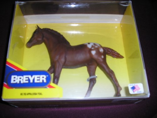 Breyer #763 Appaloosa Action Stock Horse Foal