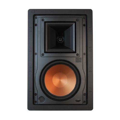 Klipsch R-5650-W II In-Wall Speaker - White (Each) by Klipsch