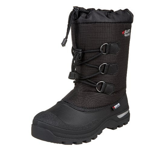 [Baffin Igloo Winter Boot (Little Kid/Big Kid),Black,4 M US Big Kid] (Baffin Footwear)