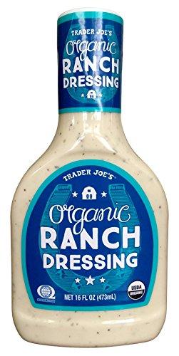 Organic Ranch - Trader Joes Organic Ranch Dressing 16 Oz