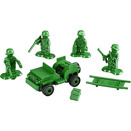 Amazon.com: Lego Toy Story Army Men on Patrol: Toys & Games