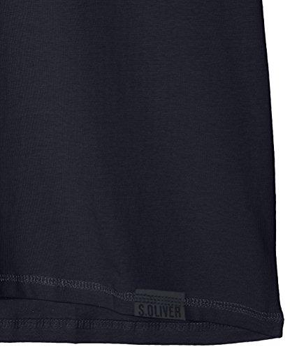 5834 oliver ink Homme Navy Bleu Shirt S Big Size 1xzwC8q8