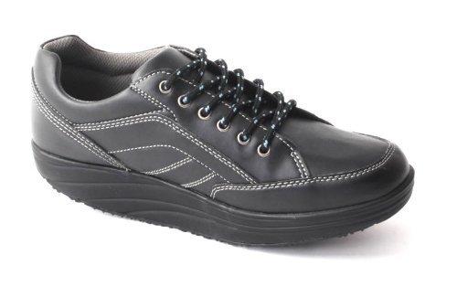 Aktiv Outdoor Schuhe Gr.40 Fitnesschuhe Sneaker Gesundheitsschuhe schwarz